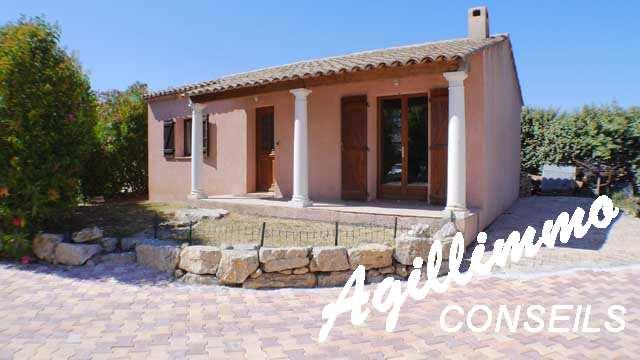 Maison individuelle de plain-pied - PUGET SUR ARGENS - Sud de la France