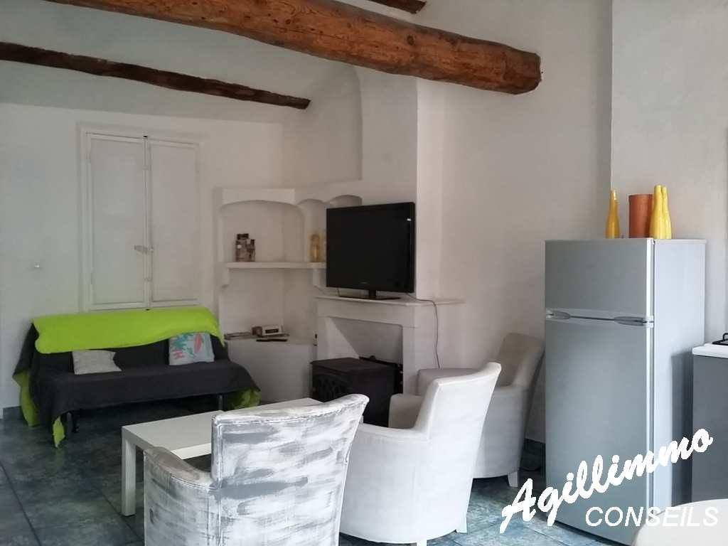 Agréable 3 pièces dans maison de village 77 m2 utilisables - FREJUS - Sud de la France