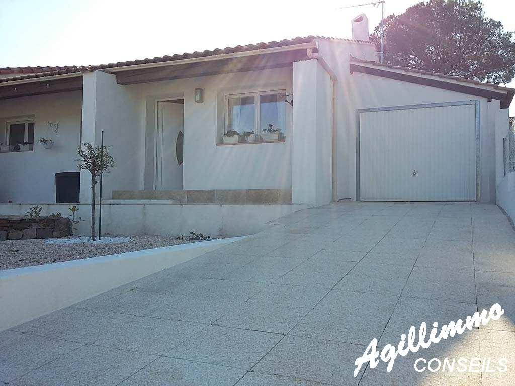 villa moderne avec piscine au calme - PUGET SUR ARGENS - Sud de la France