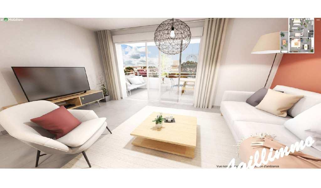 Appartements neufs au coeur du centre ville - PUGET SUR ARGENS - Sud de la France