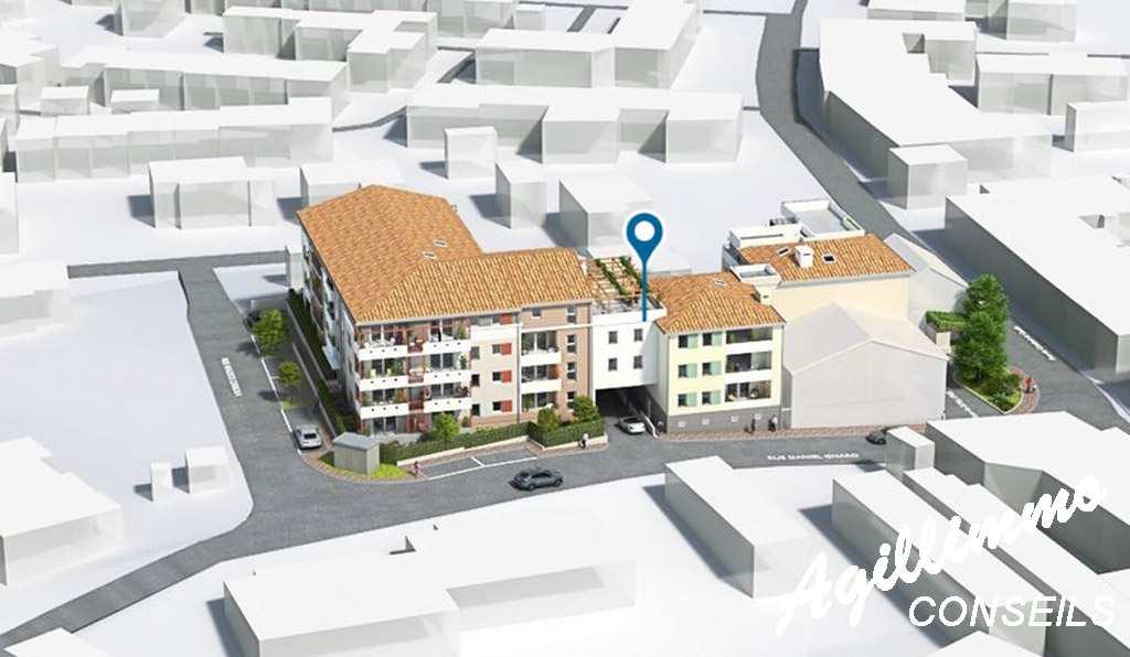 Appartements neufs au coeur du centre ville - PUGET SUR ARGENS 83480 - Sud Est de la France