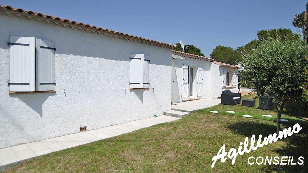 Charmante villa T4 de plain pied - PUGET SUR ARGENS - Sud de la France
