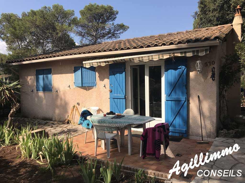 Villa 3 pièces dans un domaine fermé - PUGET SUR ARGENS - Sud de la France