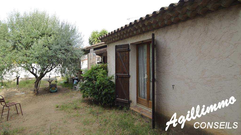 Maison 4 pièces de plain-pied - FREJUS - Sud de la France