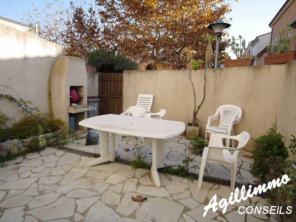 Maison de hameau composée de 4 pièces - PUGET SUR ARGENS - Sud de la France