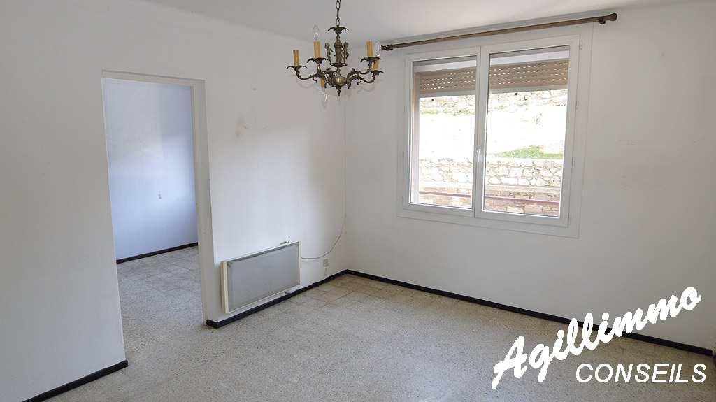 Appartement 4 pièces avec garage et cave - PUGET SUR ARGENS - Sud de la France