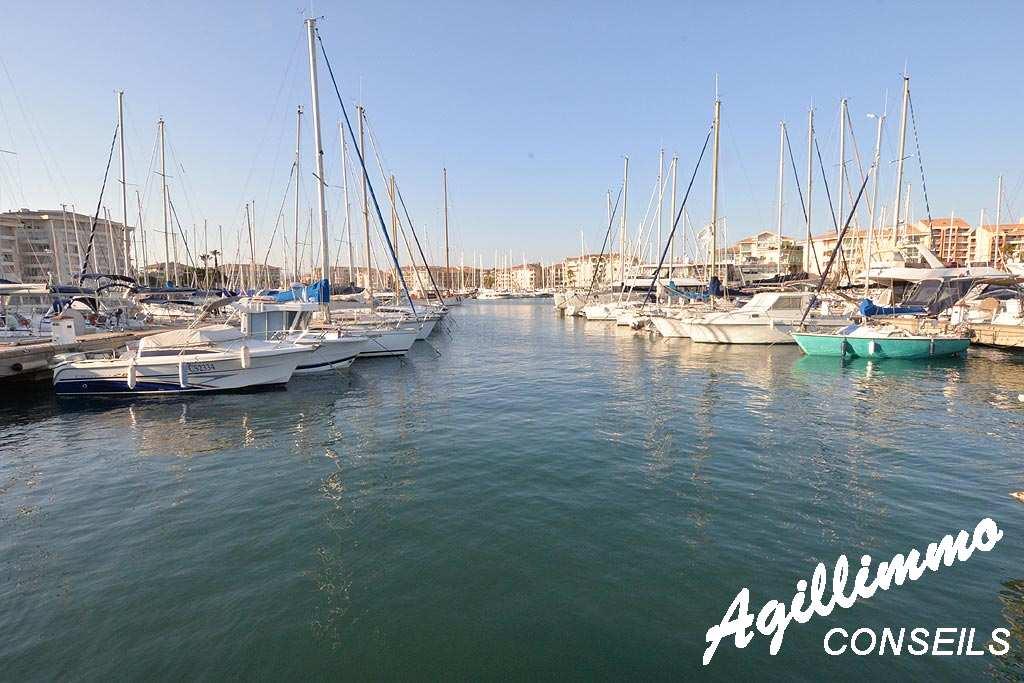 Maison à vendre proche des plages et du Port - FREJUS - Sud de la France