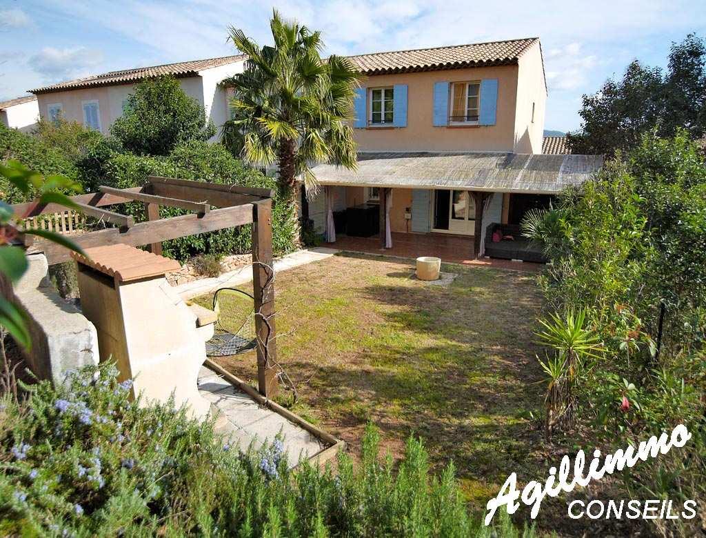 Maison de 86m2 au Coeur de la Bouverie - ROQUEBRUNE SUR ARGENS - Sud de la France