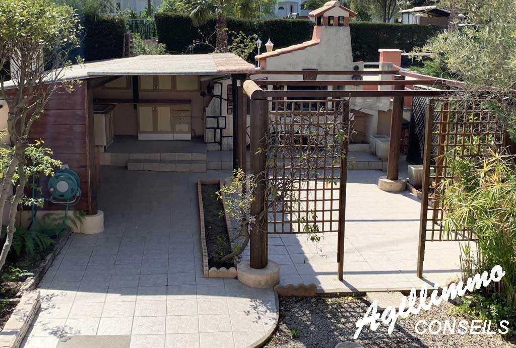 T3 avec jardin de 228 M2 - PUGET SUR ARGENS - Sud de la France