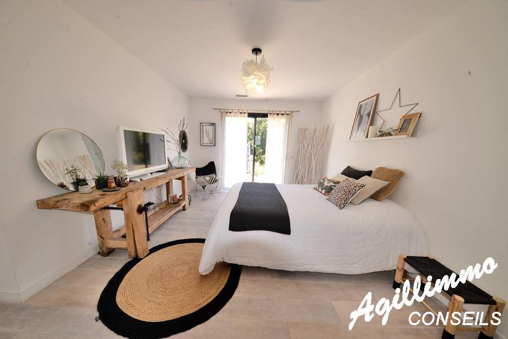 Sud de la France :   Superbe villa moderne de 150m2 avec piscine  - PUGET SUR ARGENS 83480