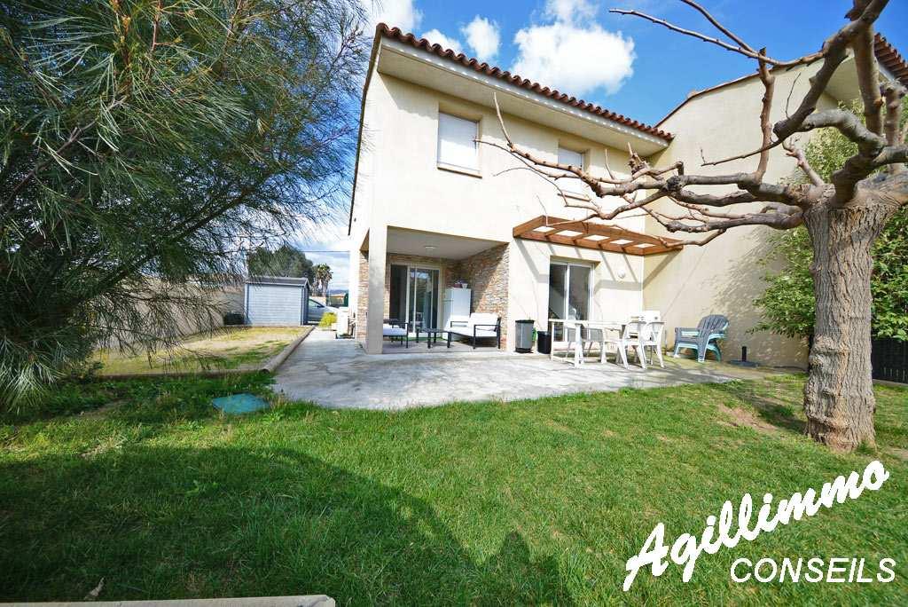 Maison 3 pièces en duplex avec jardin 160 - PUGET SUR ARGENS - Sud de la France
