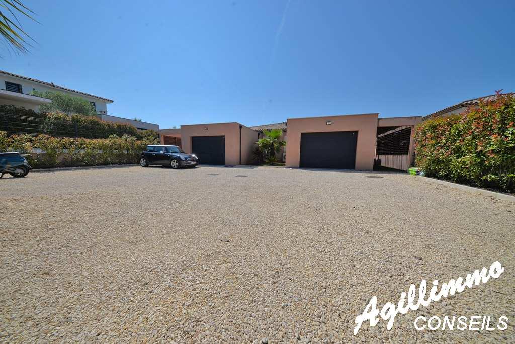 Maison 3P moderne et aux prestations haut de gamme - PUGET SUR ARGENS - Sud de la France