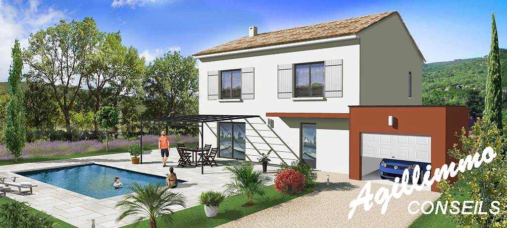 Maison neuve 5 pièces - Var - Sud de la France