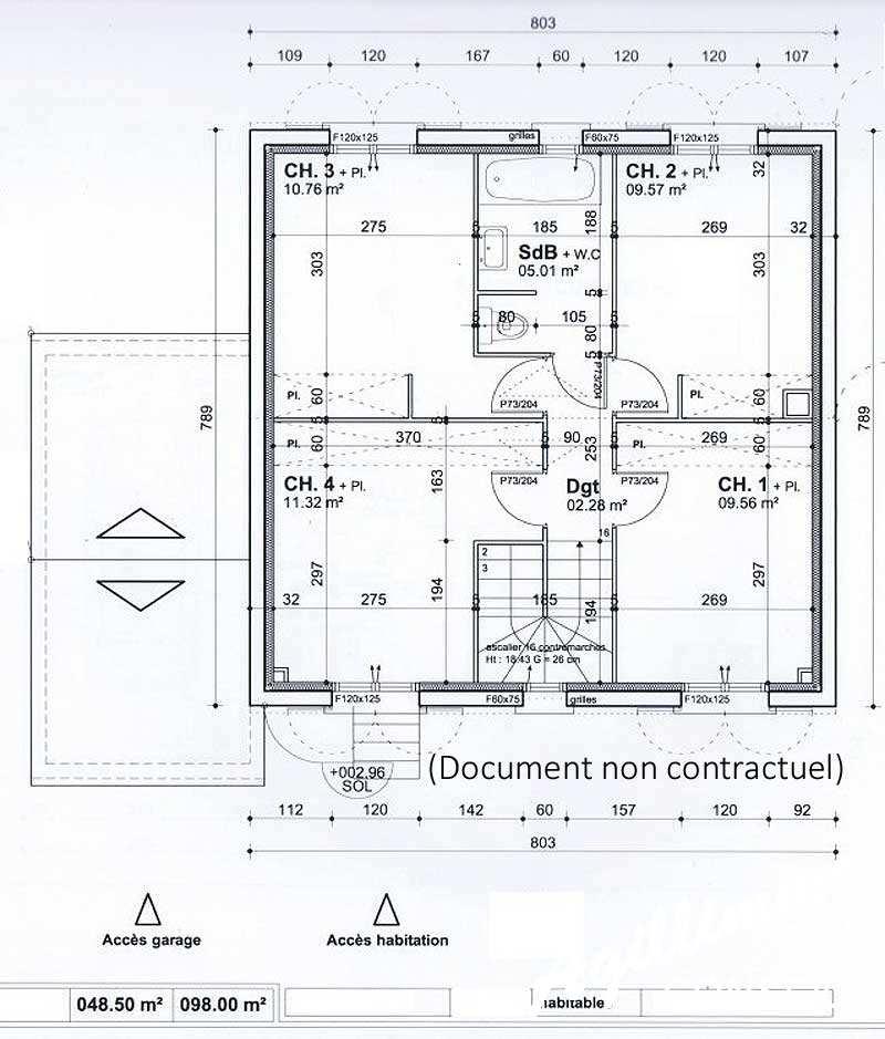 Sud Est de la France :  Maison neuve 5 pièces - Var