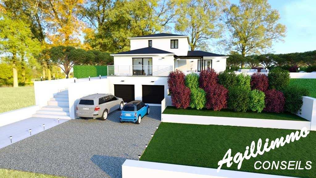Sud Est de la France :  Maison moderne neuve 6 pièces - Var