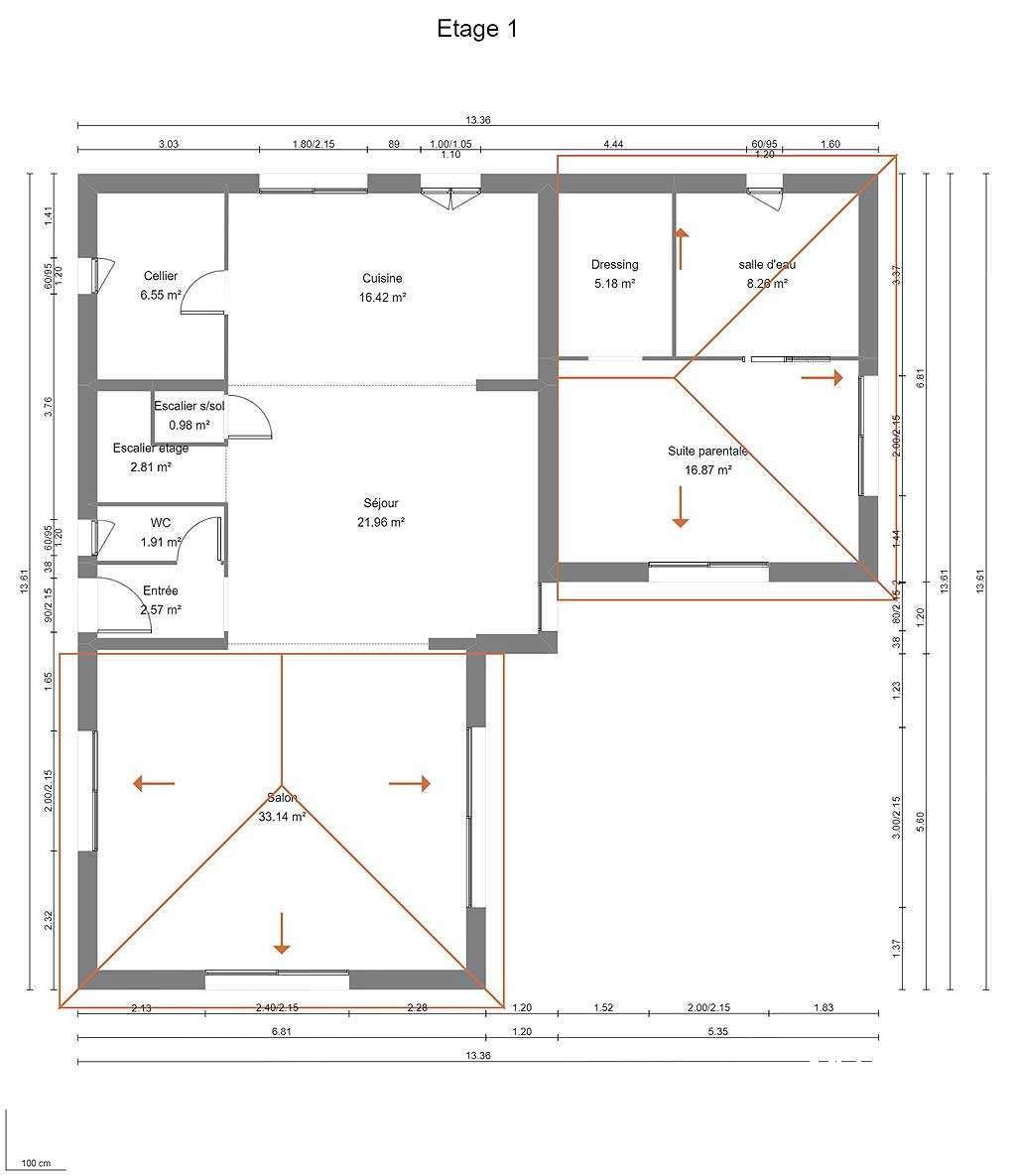 Sud de la France :   Maison moderne neuve 6 pièces - Var 83