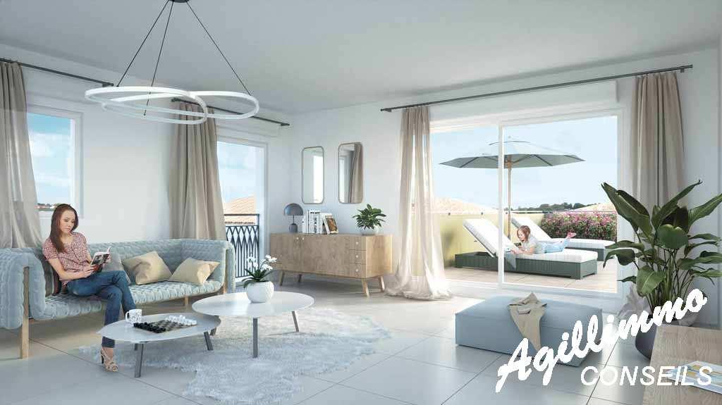 Appartements neufs centre-village - 83480 - Sud de la France